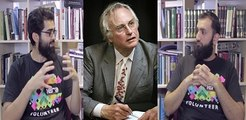 Puzzled Richard Dawkins has been exposed by two beloved Muslim brothers