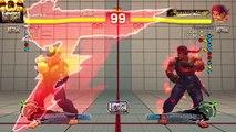 ULTRA STREET FIGHTER IV Ken vs Evil Ryu