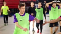 Amazing Futsal & Football Freestyle Skills ★ Neymar Ronaldo Skills | insane football skills