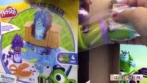 Pâte à modeler Play Doh Coiffeur Monstres et Cie ♥ Monstres Academy