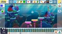 Super Mario Maker  How Enemies & Objects Change Underwater