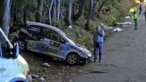 Un crash en rallye tue six personnes