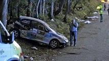 Un crash en rallye tue six personnes