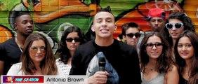 "BET 106 & PARK - ""THE SEARCH"" - ANTONIO BROWN (www.antonio-brown.com)"
