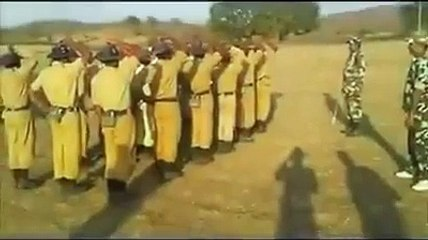 You Will Laugh After Watching Training Of Indian Army - Hilarious Video