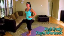 Beginners Yoga Workout by Dena | Weight Loss Training at Home Psychetruth Fit