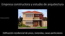 Construcción de casas  Madrid Construir fincas de alto standing de lujo Diseño baratas económicas