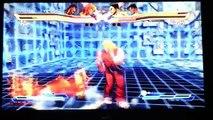 street fighter vs tekken Ps3/Ryu-Ken -----Jin-Kasuya