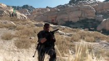 METAL GEAR SOLID V: THE PHANTOM PAIN for PlayStation 4
