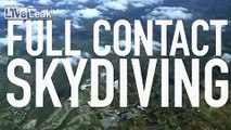 "Extreme Sport: UFC Fighter ""Urijah Faber"" Introduces Full Contact Skydiving (MMA Skydiving)"
