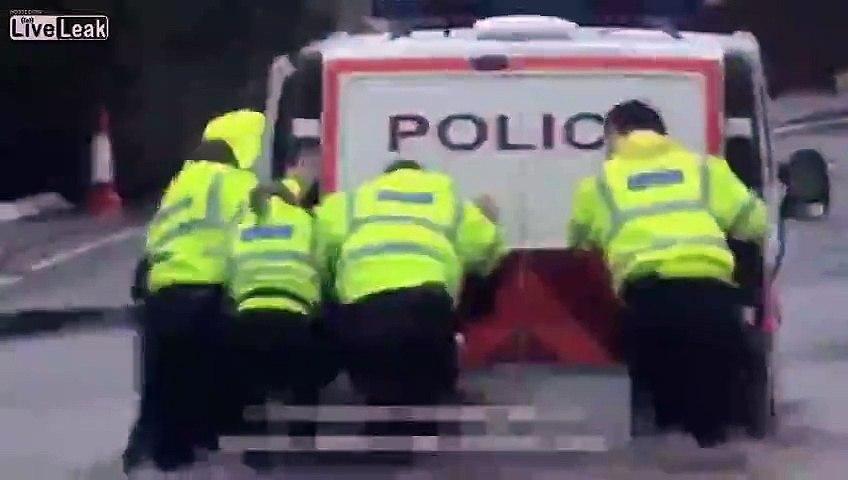 Police In Action , Genius !