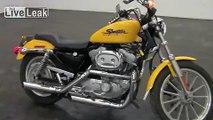 2001 Harley Davidson Sportster 883