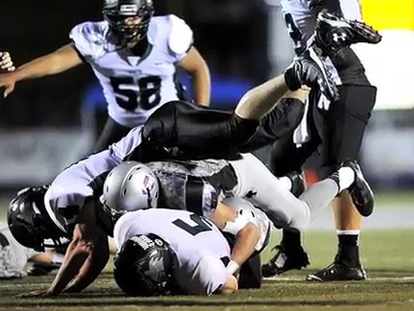 Concussions place high school football under microscope