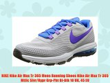 NIKE Nike Air Max Tr 365 Mens Running Shoes Nike Air Max Tr 365 Mtllc Slvr/Hypr Grp-Pht Bl-Blk