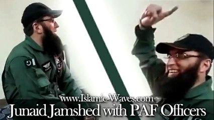 Tum Hee Say Aey Mujahido 2015 Junaid Jamshed Tributes to Pak Air Force