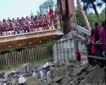 Vidéo de Buzzsaw à Walibi Belgique par Snapfear