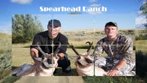 "Spearhead Ranch Wyoming Antelope Archery Hunt 2014 - ""The Ranch, Guides and Hunters Part 1"""
