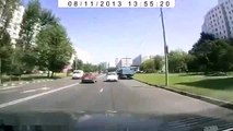 Russian Weird Driving-Car Crashes-Traffic Accidents