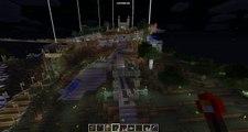 Minecraft: Daylight sensor street lamp/light (Skinny)
