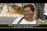 Legalizacion - Despenalización  de las Drogas ( Marihuana ) en Costa Rica /  Adriana Mata / UIA