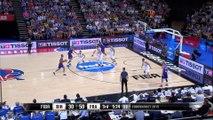 Alley-Oop de Parker pour Batum  (EuroBasket 2015)