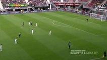 Edgar Davids Amazing Second Goal Laureus AllStars against Real Madrid Legends 2015 HD