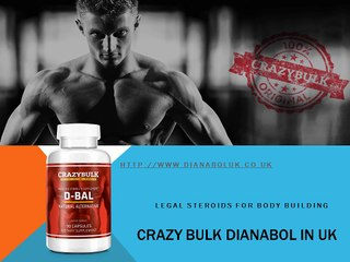 Dianabol A Crazybulk Legal Steroids Uk Video Dailymotion