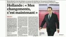 """La Revue de Presse : """"La 6ème conférence de presse de François Hollande"""""""