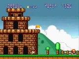 Mario Bros. Speed Run Fire Strat (SNES Version)