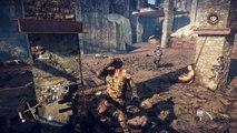 Mad Max PS4 Gameplay | ground and vehicle combat