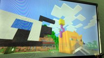 Terraria 1.3 count down 1 day to go minecraft portal gun lets build with Siân !