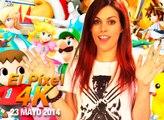 El Píxel 4K 1x34, Lucha con figuritas en Super Smash