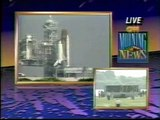 CNN Coverage of The STS-46 Launch