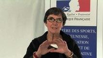 Programme européen ERASMUS + : Entretien avec Valérie Fourneyron, miniistre chargée de la jeunesse