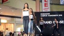 Robinson's Place Iloilo Go-See Campus Fashionista 2015