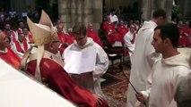 Oridnations à la cathédrale de Bordeaux, deuxième partie
