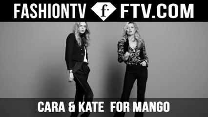 Kate & Cara have #SomethinginCommon with MANGO! | FTV.com