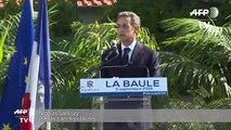 Lapsus de Nicolas Sarkozy La France a toujours été du côté des dictateurs