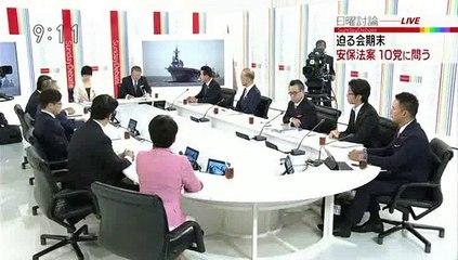 山本太郎「たとえばNHK、偏向報道と言いますか、官邸に対するゴマすり報道がひどすぎる。」