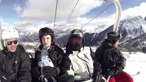 Winter Snowboard and Ski Vacation Gopro Hero 3 Black Edition