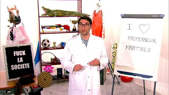 Professeur Martinez - Les gestes techniques de légende