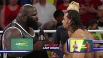 Mark Henry vs Rusev International Arm Wrestling Contest _ SmackDown Latino ᴴᴰ WWE Wrestling On Fantastic Videos