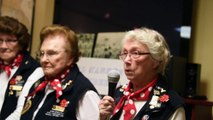 70th Anniversary End of WWII Rosie The Riveters