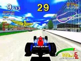Model 2 Emulator Indianapolis 500 Gameplay (Indy 500)
