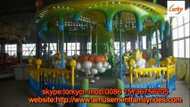 Candy characterstic family rides carousel/amusement cartoon carousel from lurky
