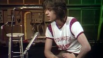 Mick Jagger & Keith Richards on The Old Grey Whistle Test in the 70's