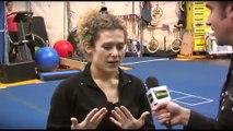"Arik Korman interviews Cirque du Soleil ""Amaluna"" acrobat Marie-Michelle"