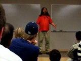 Richard Stallman at UCSD: Must use GNU/Linux name