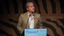 115e Congrès - Discours de Jean-Christophe Lagarde - Président de l'UDI