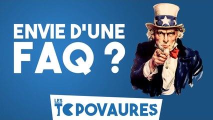 Avez-vous envie d'une FAQ ?
